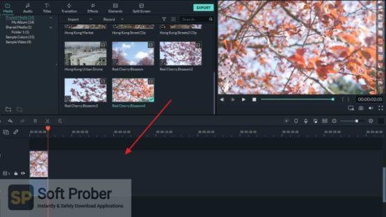 Wondershare Filmora Studio Pro 2021 Latest Version Download-Softprober.com