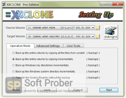 XXClone 2021 Offline Installer Download-Softprober.com