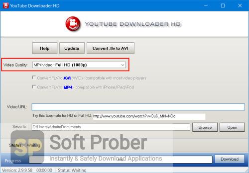 Youtube Downloader HD 2021 Latest Version Download-Softprober.com