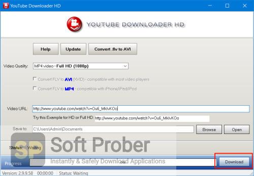 Youtube Downloader HD 2021 Offline Installer Download-Softprober.com