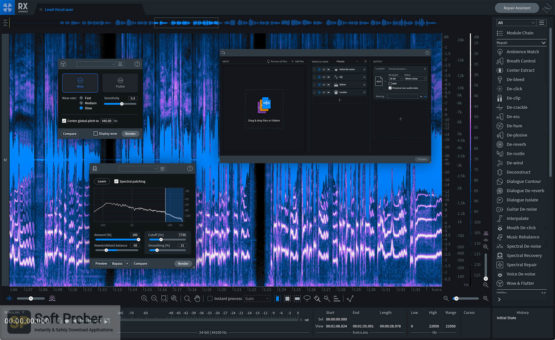 iZotope RX 8 Audio Editor 2021 Direct Link Download-Softprober.com