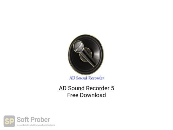 AD Sound Recorder 5 Free Download-Softprober.com