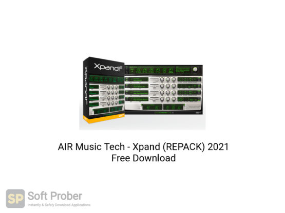 AIR Music Tech Xpand (REPACK) 2021 Free Download-Softprober.com