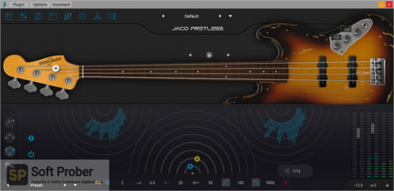 Ample Sound Ample Bass Jaco Fretless III 2021 Direct Link Download-Softprober.com