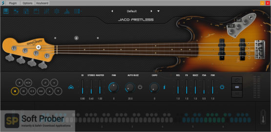 Ample Sound Ample Bass Jaco Fretless III 2021 Offline Installer Download-Softprober.com
