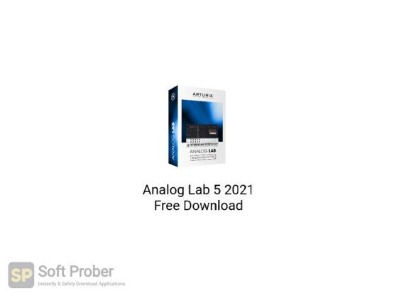 Analog Lab 5 2021 Free Download-Softprober.com