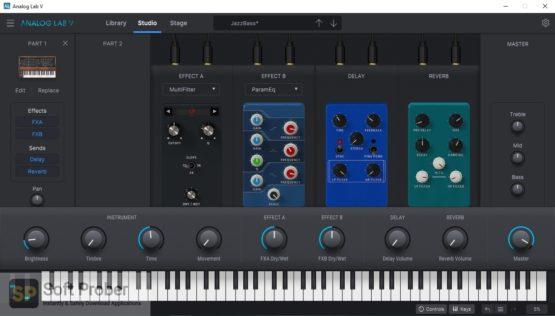 Analog Lab 5 2021 Offline Installer Download-Softprober.com