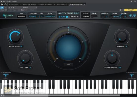 Antares Auto Tune Pro 9 2021 Latest Version Download-Softprober.com