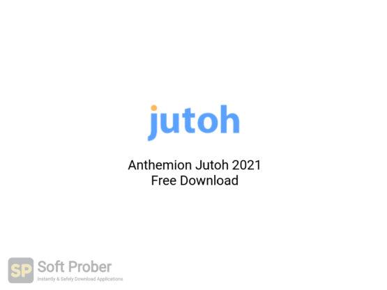 Anthemion Jutoh 2021 Free Download-Softprober.com