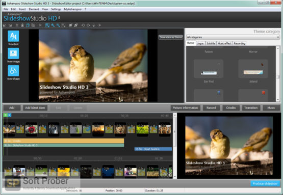 Ashampoo Slideshow Studio HD 2021 Latest Version Download-Softprober.com