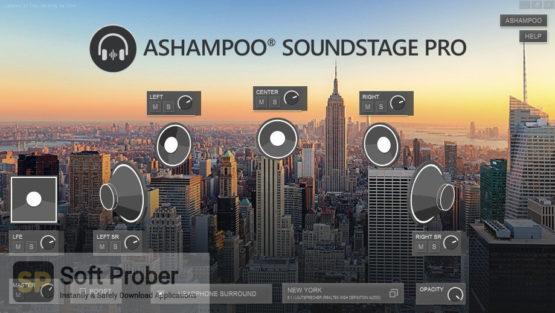 Ashampoo Soundstage Pro 2020 Direct Link Download-Softprober.com