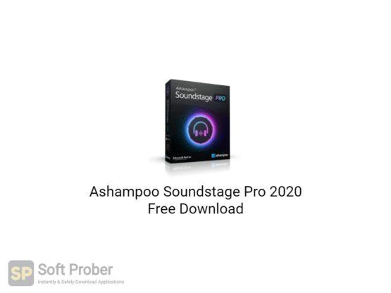 Ashampoo Soundstage Pro 2020 Free Download-Softprober.com