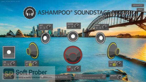 Ashampoo Soundstage Pro 2020 Offline Installer Download-Softprober.com