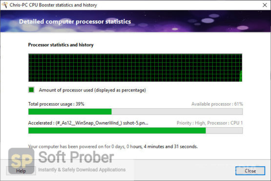 Chris PC CPU Booster 2020 Direct Link Download-Softprober.com