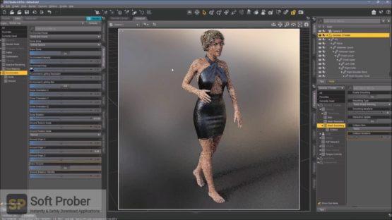 DAZ Studio Professional 2021 Latest Version Download-Softprober.com