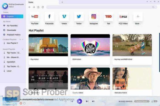 DVDFab Downloader 2021 Direct Link Download-Softprober.com