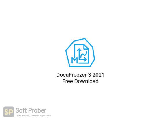 DocuFreezer 3 2021 Free Download-Softprober.com