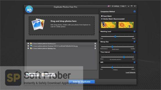 Duplicate Photos Fixer 2020 Direct Link Download-Softprober.com