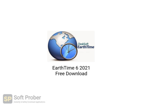 EarthTime 6 2021 Free Download-Softprober.com