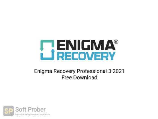 Enigma Recovery Professional 3 2021 Free Download-Softprober.com