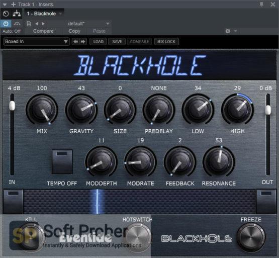 Eventide BlackHole 2021 Latest Version Download-Softprober.com