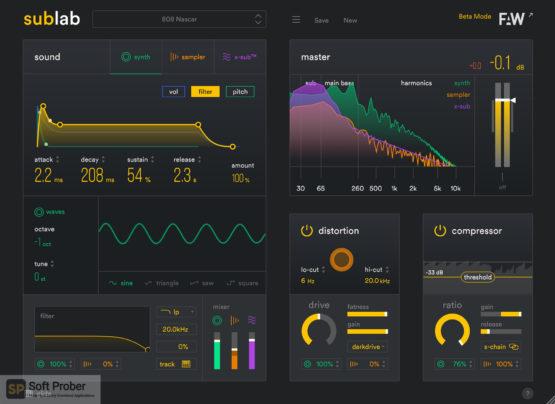 FAW SubLab 2021 Latest Version Download-Softprober.com