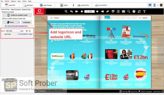 Flip PDF Corporate Edition 2021 Direct Link Download-Softprober.com