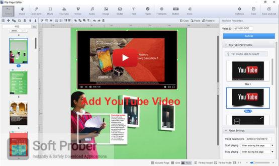 Flip PDF Corporate Edition 2021 Offline Installer Download-Softprober.com