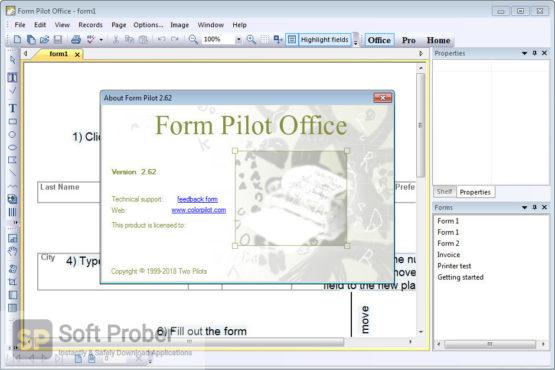 Form Pilot Office 2021 Direct Link Download-Softprober.com