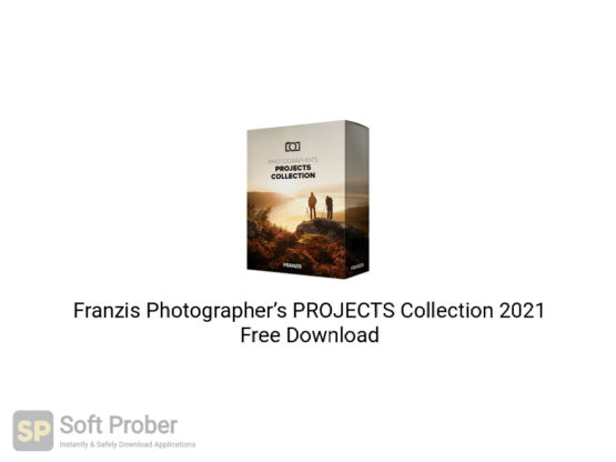 Franzis Photographer's PROJECTS Collection 2021 Free Download-Softprober.com