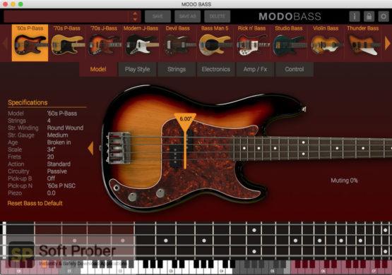 IK Multimedia MODO BASS 2021 Direct Link Download-Softprober.com