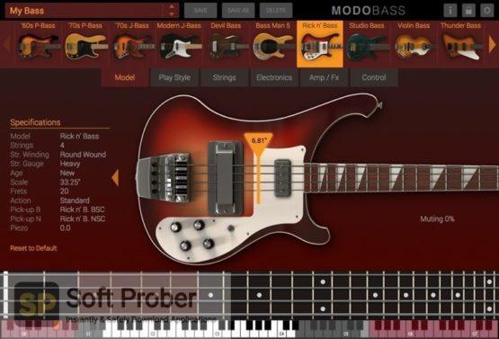 IK Multimedia MODO BASS 2021 Latest Version Download-Softprober.com