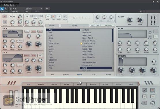 Initial Audio Sektor 2021 Direct Link Download-Softprober.com