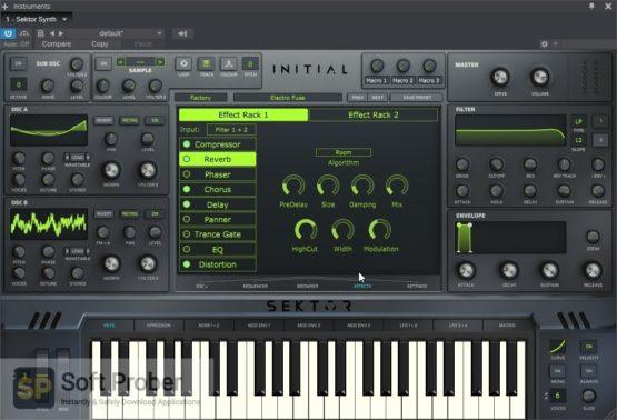 Initial Audio Sektor 2021 Latest Version Download-Softprober.com