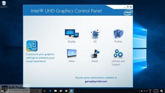 Intel Graphics Driver for Windows 10 2021 Latest Version Download-Softprober.com