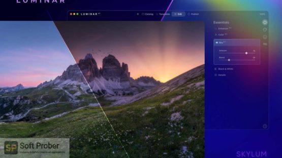 Luminar AI V1 2021 Offline Installer Download-Softprober.com