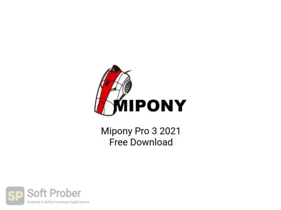 Mipony Pro 3 2021 Free Download-Softprober.com