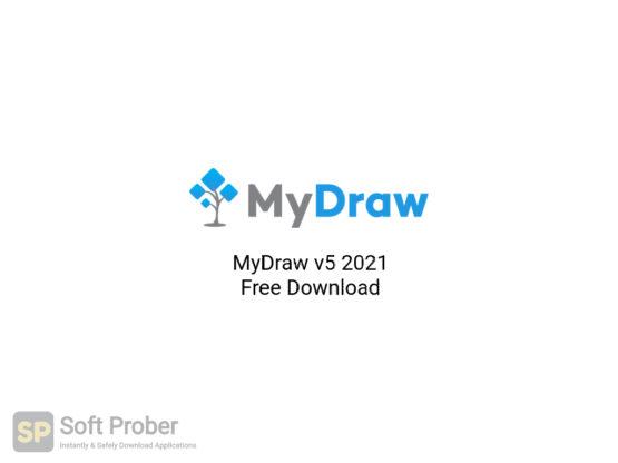 MyDraw v5 2021 Free Download-Softprober.com