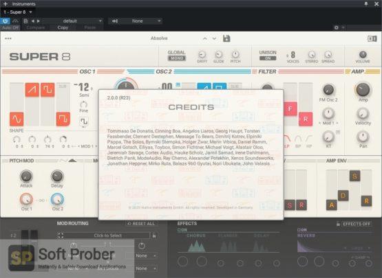 Native Instruments Super 8 R2 Offline Installer Download-Softprober.com