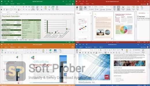 OfficeSuite Premium 5 2021 Latest Version Download-Softprober.com