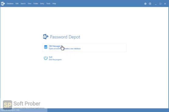 Password Depot 15 2021 Direct Link Download-Softprober.com