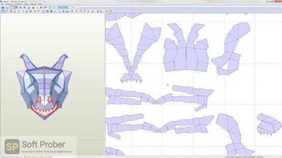 Pepakura Designer 4 2021 Direct Link Download-Softprober.com