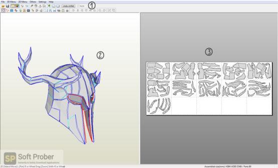 Pepakura Designer 4 2021 Latest Version Download-Softprober.com
