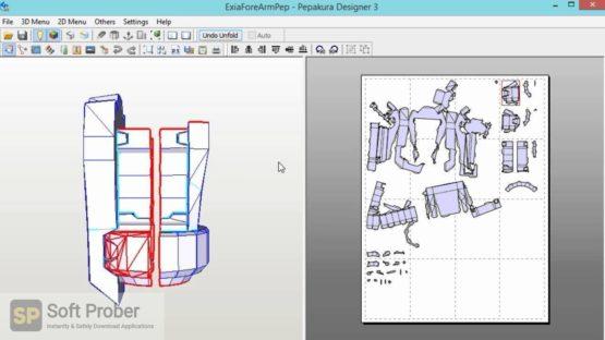 Pepakura Designer 4 2021 Offline Installer Download-Softprober.com