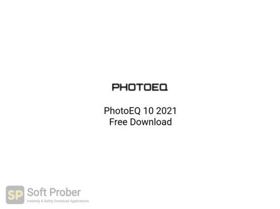 PhotoEQ 10 2021 Free Download-Softprober.com