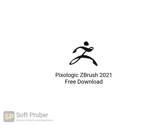 Pixologic ZBrush 2021 Free Download-Softprober.com