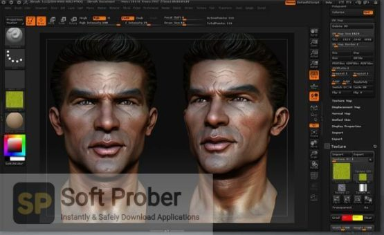 Pixologic ZBrush 2021 Offline Installer Download-Softprober.com
