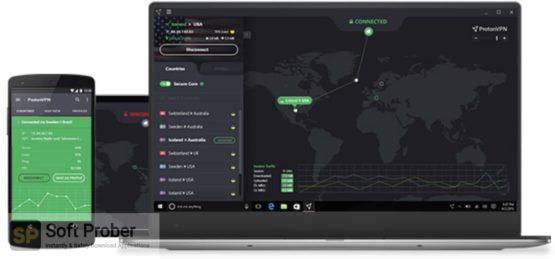 Proton VPN 2021 Direct Link Download-Softprober.com