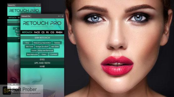 Retouch Pro Panel for Photoshop 2021 Offline Installer Download-Softprober.com