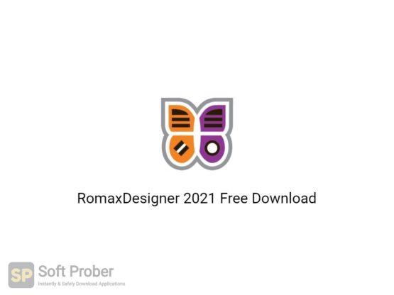 RomaxDesigner 2021 Free Download-Softprober.com